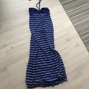 Splendid maxi dress striped